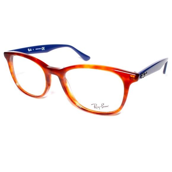 Ray-Ban Eyeglasses RB 5356 5609 52.19 145 Havana F
